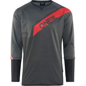ONeal Stormrider Jersey Men black/red/gray
